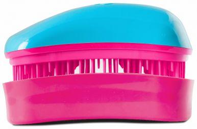 Dessata Mini Turquoise - Fuchsia - Profesionální kartáč na vlasy
