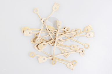 Duko náhradní gumičky kulaté 1168