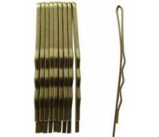 Duko vlas.sponka 525Z zlatá - 10ks
