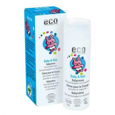 Eco Cosmetics Baby & Kids Babycreme 50ml - Kojenecký a dětský krém BIO