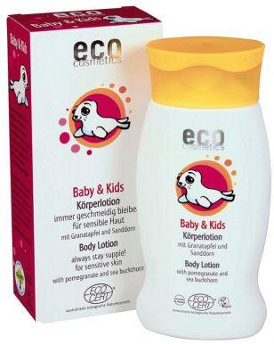 Eco Cosmetics Baby & Kids Body Lotion 200ml - Dětské tělové mléko BIO