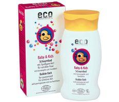 Eco Cosmetics Baby & Kids Bubble Bath 200ml - Dětská bublinková koupel BIO