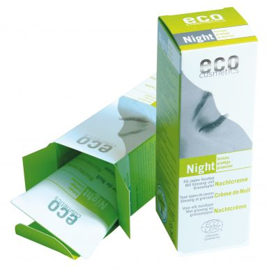 Eco Cosmetics Night Cream 50ml - Bio noční krém
