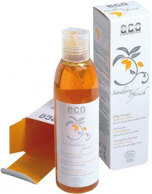 Eco Cosmetics Sanddorn Pfirsich 200ml - Sprchový gel s rakytníkem BIO