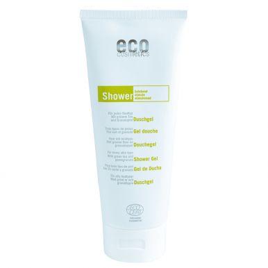 Eco Cosmetics Shower Gel 200ml - Sprchový gel se zeleným čajem BIO