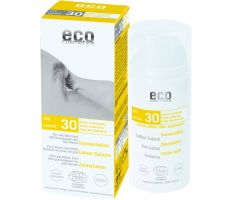 Eco Cosmetics Sun Cream Neutral SPF 30 100ml - Opalovací krém bez parfemace