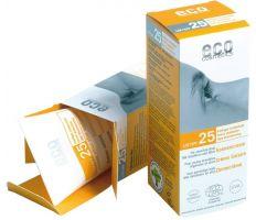 Eco Cosmetics Sun Cream SPF 25 75ml - Opalovací krém SPF 25BIO exp. 01/21