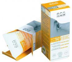 Eco Cosmetics Sun Cream SPF 50+ 75ml - Opalovací krém SPF 50+ BIO
