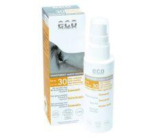 Eco Cosmetics Sun Oil SPF 30 50ml - Opalovací olej ve spreji SPF 30 BIO