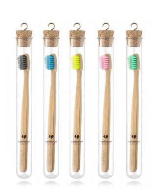 Ecoheart měkký bambusový kartáček