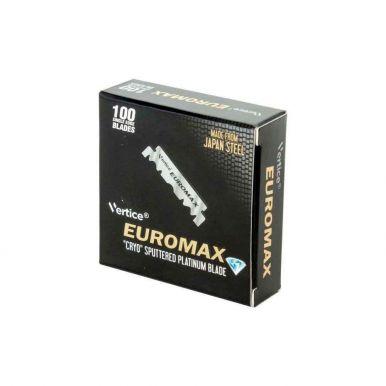 EuroMax Single Edge 100 - Půlená žiletka 100ks