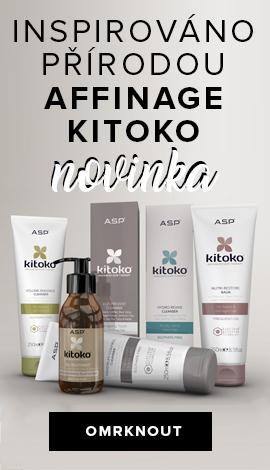Affinage Kitoko exkluzivně v prodeji na NaVlas.cz