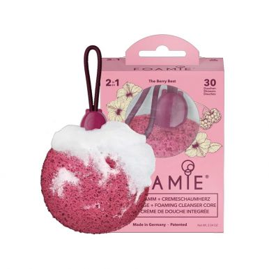 Foamie The Berry Best - Houba do sprchy s mýdlem