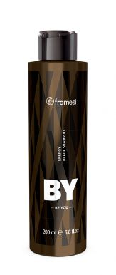 Framesi By Energy Black Shampoo 200ml - pánský šampon