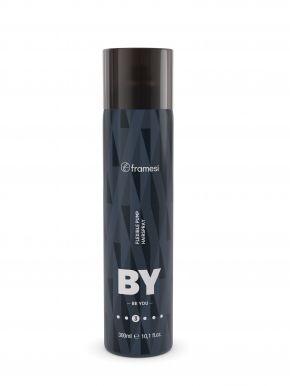 Framesi By Flexible Pump Hairspray 302 300ml - Mechanický lak se střední fixací