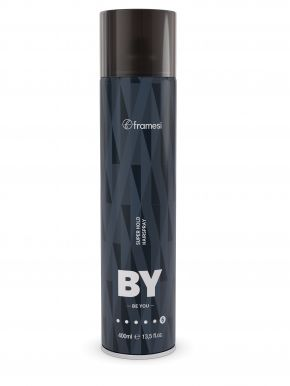 Framesi By Super Hold Hairspray 305 500ml - Lak s mega silnou fixací