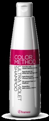 Framesi Color Method Ultraviolet 250ml - Šampon s potlačením žlutého pigmentu