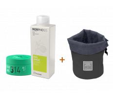 Framesi_Duo Set 314 - Gloss Me Wax 80ml + Balance šampon 250ml