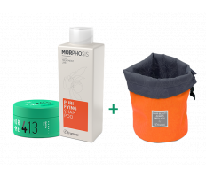 Framesi_Duo Set 413 - Matt Me Clay 80ml + Purifying šampon 250ml