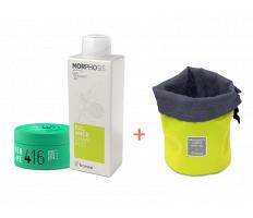 Framesi_Duo Set 416 - Gloss Me Strongly Fibre Gum 80ml + Balance šampon 250ml