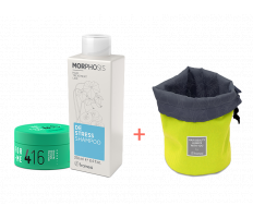 Framesi_Duo Set 416 - Gloss Me Strongly Fibre Gum 80ml + Destress šampon 250ml