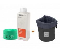 Framesi_Duo Set 416 - Gloss Me Strongly Fibre Gum 80ml + Purifying šampon 250ml