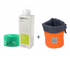 Framesi_Duo Set 515 - Matt Me Strongly Paste 80ml + Balance šampon 250ml