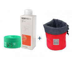 Framesi_Duo Set 515 - Matt Me Strongly Paste 80ml + Purifying šampon 250ml