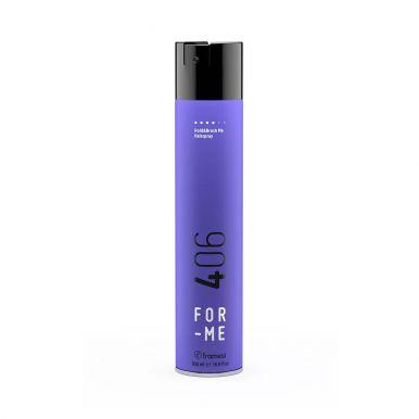 Framesi FM Hold & Brush Me Hairspray 406 500ml - Remodelační lak se střední fixací