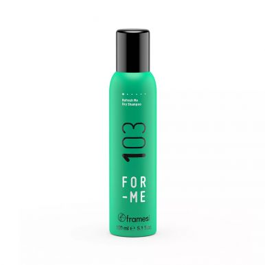 Framesi FM Refresh Me Dry Shampoo 103 150ml - Suchý osvěžující šampon