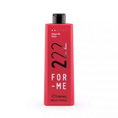 Framesi FM Shape Me Glaze 222 200ml - Tvarující glazura