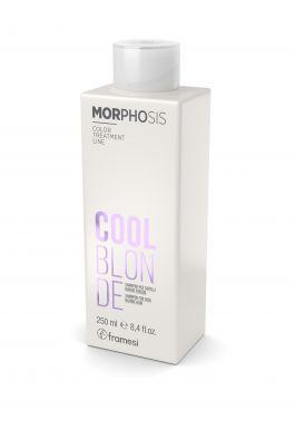 Framesi Morphosis Cool Blonde Shampoo 250ml - Šampon pro zvýraznění studené blond