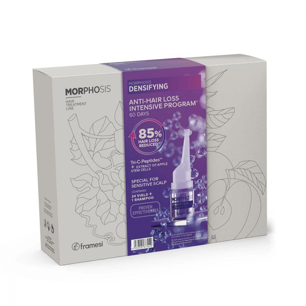 Framesi Morphosis Densifying Sensitive Scalp - Set pro domácí péči proti padání vlasů
