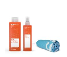 Framesi Morphosis Letní Set - Šampon 250ml + leave-in 150 ml + osuška
