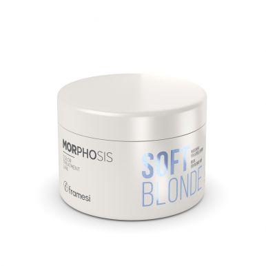 Framesi Morphosis Soft Blonde Mask 200ml - Maska pro blond vlasy