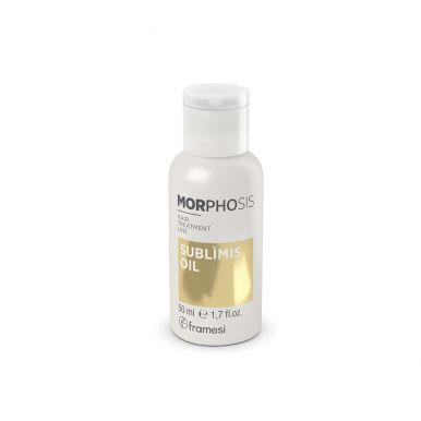 Framesi Morphosis Sublimis Emulsion - Emulze s arganovým olejem, 50ml