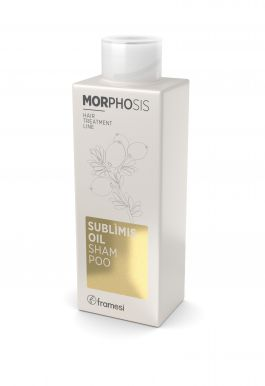 Framesi Morphosis Sublimis Oil Shampoo 250ml - Šampon s arganovým olejem