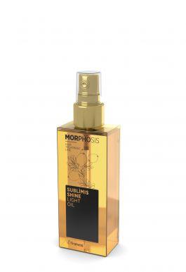 Framesi Morphosis Sublimis Shine Light Oil 125ml - Lehký arganový olej s leskem