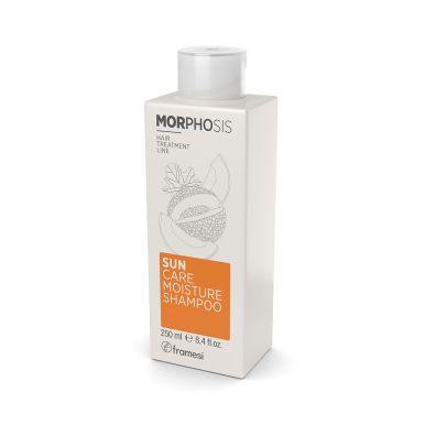 Framesi Morphosis Sun Care Moisture Shampoo 250ml-Letní hydratační šampon na vlasy a tělo