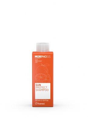 Framesi Morphosis Sun Protect Shampoo 250ml - Letní ochranný šampon