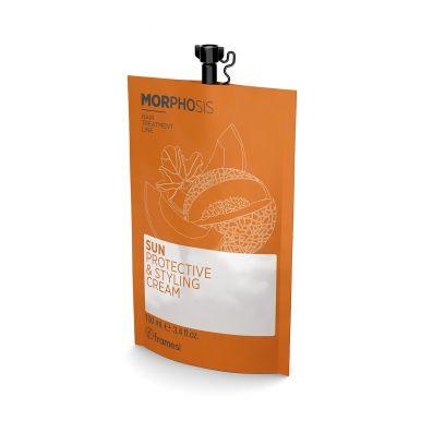 Framesi Morphosis Sun Protective & Styling cream 100ml - Krém pro letní péči