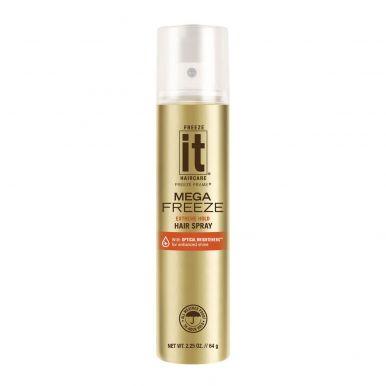 """Freeze It 24 Hour Hair Spray 60ml - Extremně tužící lak na vlasy """"zmrazovač"""""""
