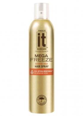 """Freeze It Mega (24 Hour Hold) 283ml - Extremně tužící lak na vlasy """"zmrazovač"""""""