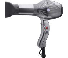 Gamma Piú Barber Phon Titanium - Holičský fén na vlasy a vousy