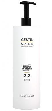 Gestil Care 2.2 Anti Sebum Shampoo 1000ml - Šampon na mastné vlasy