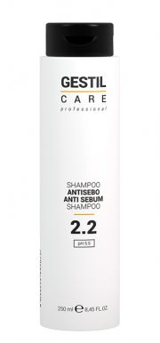 Gestil Care 2.2 Anti Sebum Shampoo 250ml - Šampon na mastné vlasy