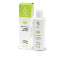 Gestil Care 2.4 Oil Control Shampoo 200ml - Šampon na mastné vlasy