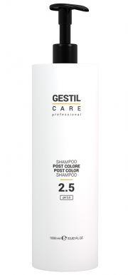 Gestil Care 2.5 Post Color Shampoo 1000ml - Šampon na barvené vlasy