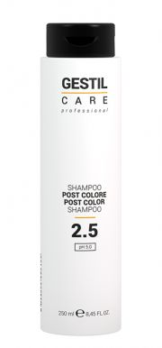 Gestil Care 2.5 Post Color Shampoo 250ml - Šampon na barvené vlasy