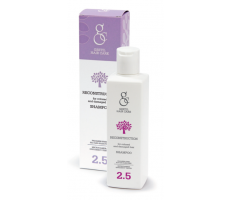 Gestil Care 2.5 Reconstruction Shampoo 200ml - Rekontrukční šampon na barvené vlasy